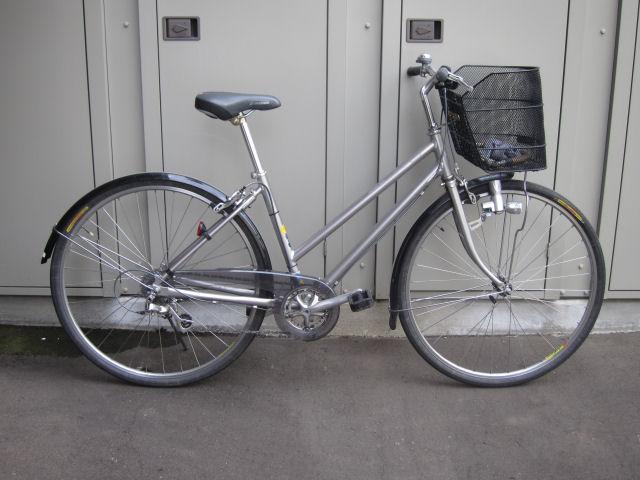 自転車の 自転車 リムテープ ママチャリ : 駆動系はシマノのロードパーツ ...